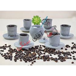 ست قهوه خوری سنگی