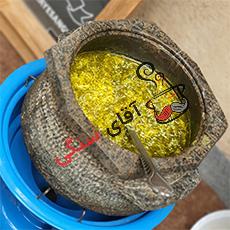 طرز تهیه اشکنه کشک در قابلمه سنگی