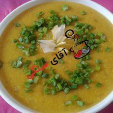 طرز تهیه سوپ پیازچه